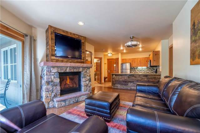 135 Dercum Drive #8573, Dillon, CO 80435 (MLS #S1015379) :: Colorado Real Estate Summit County, LLC