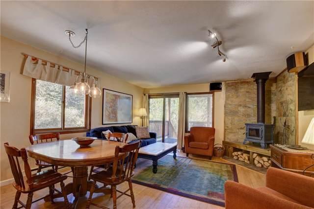910 Broken Lance Drive #3, Breckenridge, CO 80424 (MLS #S1015381) :: Colorado Real Estate Summit County, LLC