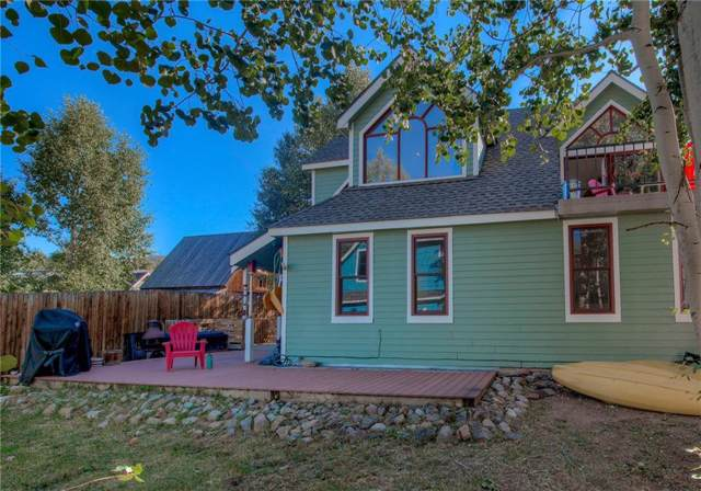 206 1/2 S Harris Street S, Breckenridge, CO 80424 (MLS #S1015384) :: Colorado Real Estate Summit County, LLC