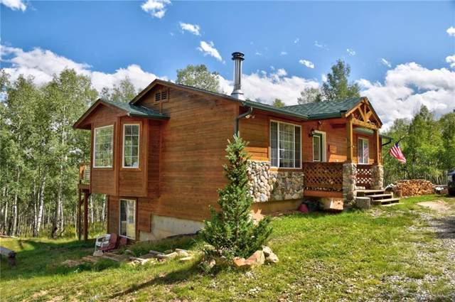 2223 Michigan Hill Road, Jefferson, CO 80456 (MLS #S1015390) :: Colorado Real Estate Summit County, LLC