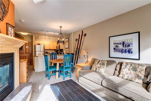 140 Ida Belle Dr. Drive #8282, Keystone, CO 80435 (MLS #S1015395) :: Colorado Real Estate Summit County, LLC