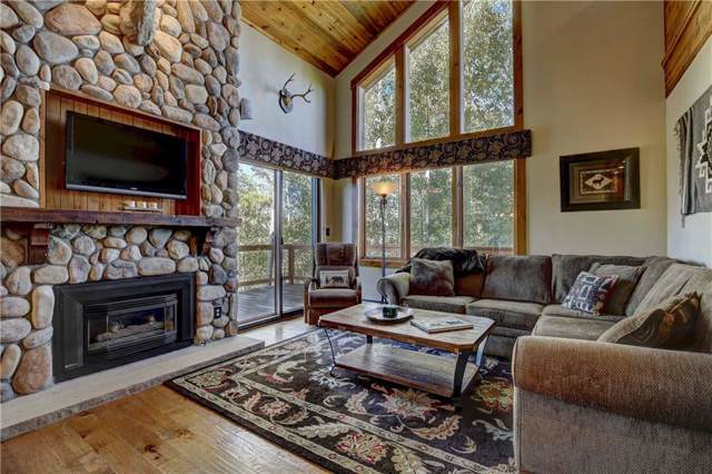 201 Poplar Circle, Wildernest, CO 80498 (MLS #S1015398) :: Colorado Real Estate Summit County, LLC
