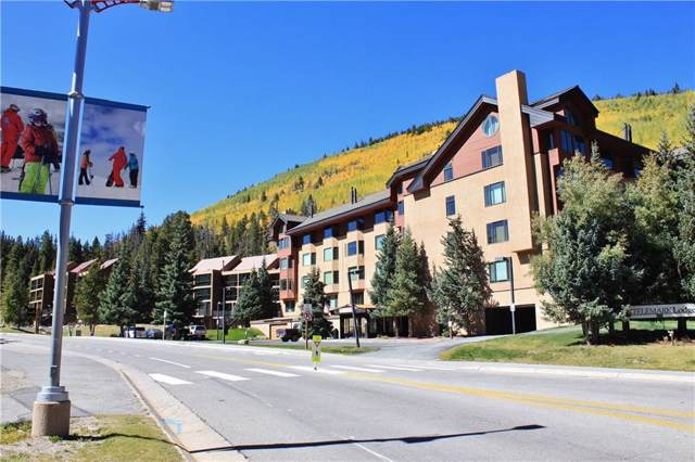 45 Beeler Place #2502, Copper Mountain, CO 80443 (MLS #S1015404) :: Colorado Real Estate Summit County, LLC