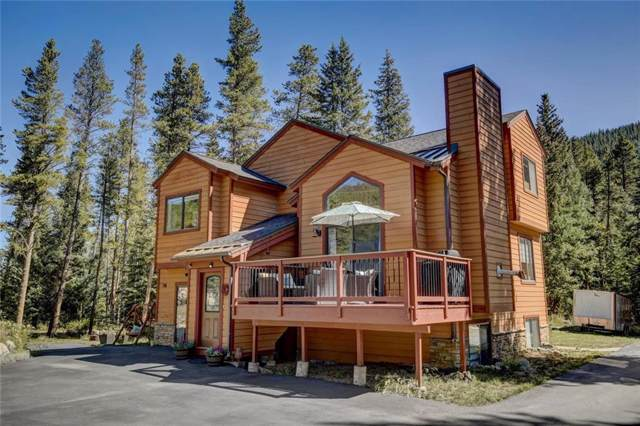 56 Red Mountain Trail, Blue River, CO 80424 (MLS #S1015409) :: Resort Real Estate Experts