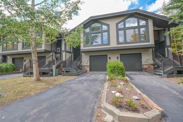 315 S Park Avenue S #18, Breckenridge, CO 80424 (MLS #S1015413) :: Colorado Real Estate Summit County, LLC