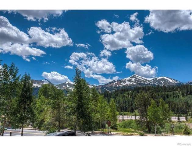326 N Main Street N 31W, Breckenridge, CO 80424 (MLS #S1015414) :: Dwell Summit Real Estate