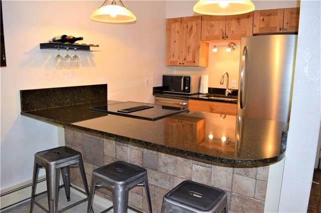 600 S Park Avenue S #206, Breckenridge, CO 80424 (MLS #S1015426) :: Colorado Real Estate Summit County, LLC