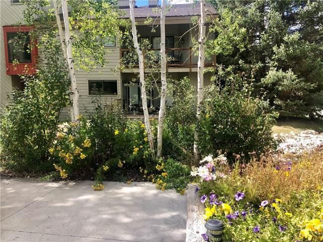 1977 Soda Ridge Road #1190, Keystone, CO 80435 (MLS #S1015449) :: Colorado Real Estate Summit County, LLC