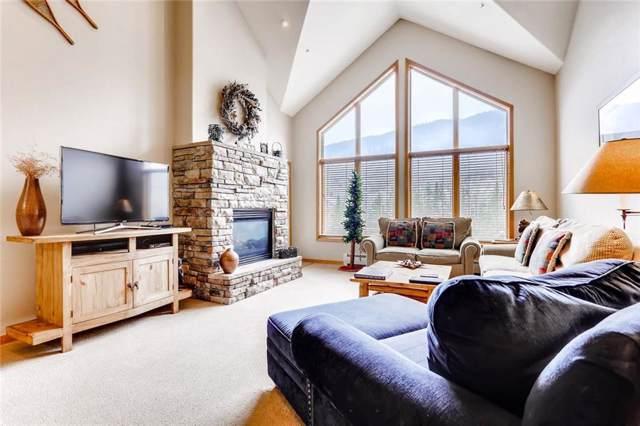 23110 Hwy 6 #5038, Keystone, CO 80435 (MLS #S1015454) :: Colorado Real Estate Summit County, LLC