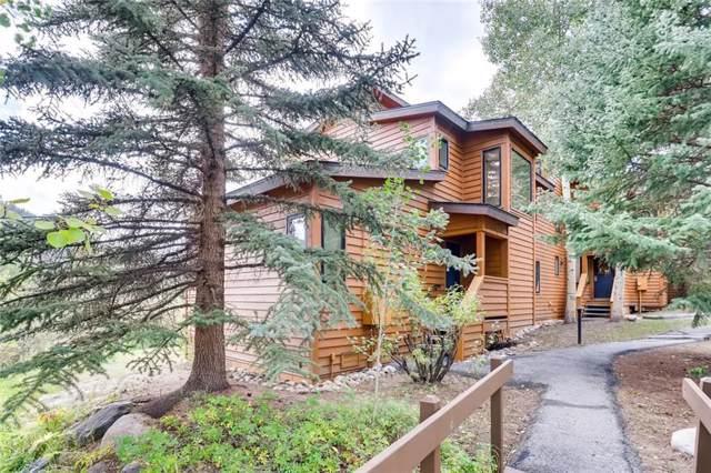 530 Tennis Club Road #1330, Keystone, CO 80435 (MLS #S1015460) :: Colorado Real Estate Summit County, LLC