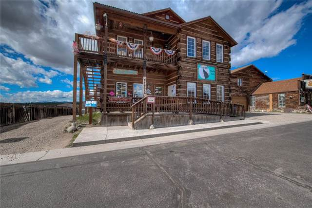 419 Front Street, Fairplay, CO 80440 (MLS #S1015464) :: Colorado Real Estate Summit County, LLC