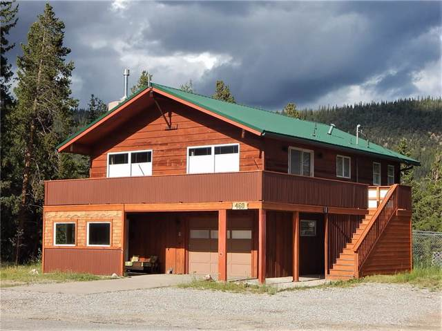 460 Main Street, Alma, CO 80420 (MLS #S1015471) :: Resort Real Estate Experts