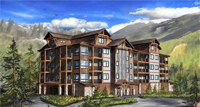111 Clearwater Way #105, Keystone, CO 80435 (MLS #S1015484) :: Dwell Summit Real Estate
