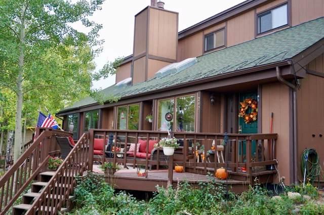 242 Burgundy Circle, Silverthorne, CO 80498 (MLS #S1015514) :: Dwell Summit Real Estate