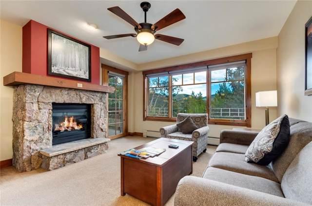 50 Mountain Thunder Drive #1304, Breckenridge, CO 80424 (MLS #S1015520) :: Dwell Summit Real Estate