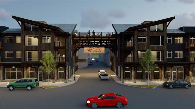 37 W 4th Street #201, Silverthorne, CO 80498 (MLS #S1015538) :: eXp Realty LLC - Resort eXperts