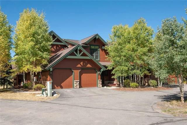 83 Chestnut Lane, Breckenridge, CO 80424 (MLS #S1015542) :: Dwell Summit Real Estate