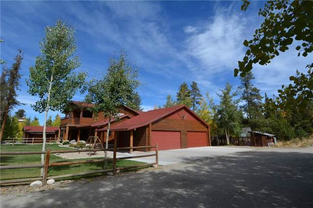 402 S 4th Ave, Frisco, CO 80443 (MLS #S1015552) :: Dwell Summit Real Estate