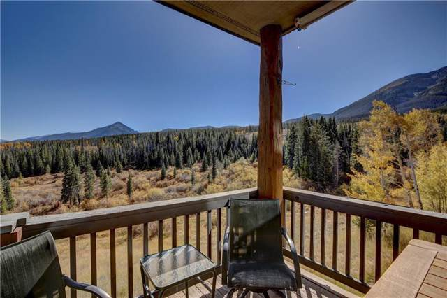 101 Cydney Lane D, Silverthorne, CO 80498 (MLS #S1015587) :: Colorado Real Estate Summit County, LLC