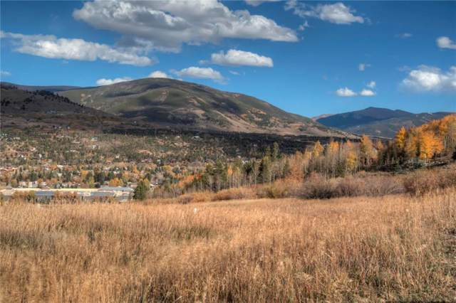 1672 Ruby Road, Silverthorne, CO 80498 (MLS #S1015596) :: Resort Real Estate Experts