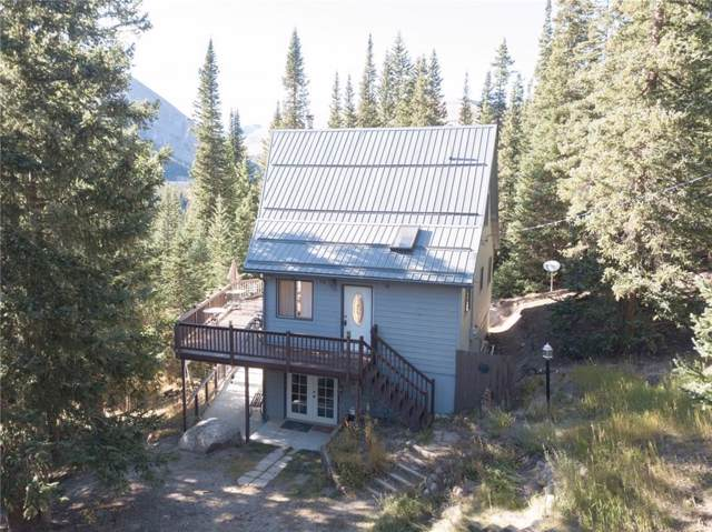 607 Nuthatch Drive, Alma, CO 80420 (MLS #S1015609) :: Resort Real Estate Experts