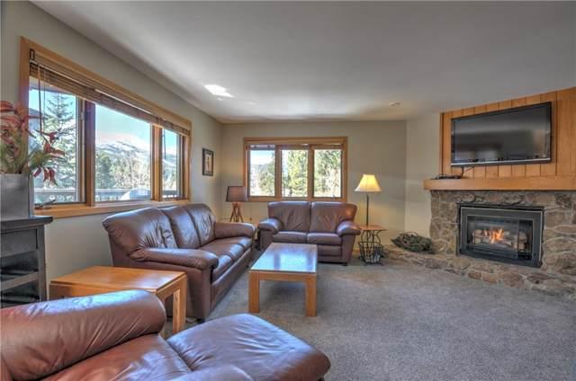 290 Broken Lance Drive A-202, Breckenridge, CO 80424 (MLS #S1015611) :: eXp Realty LLC - Resort eXperts