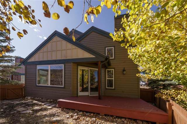 141 Blue Grouse Lane, Silverthorne, CO 80498 (MLS #S1015612) :: Dwell Summit Real Estate