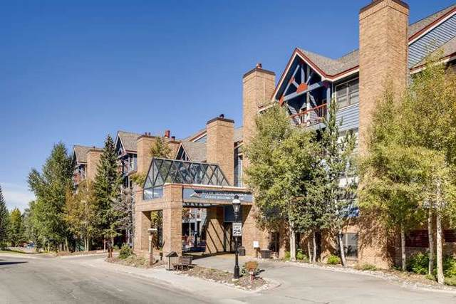 100 S Park Avenue S 115,116, Breckenridge, CO 80424 (MLS #S1015616) :: Resort Real Estate Experts