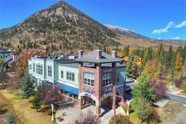 301 W Main Street W #301, Frisco, CO 80443 (MLS #S1015636) :: Colorado Real Estate Summit County, LLC