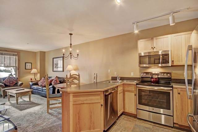 100 Dercum Square #8401, Keystone, CO 80435 (MLS #S1015637) :: Dwell Summit Real Estate
