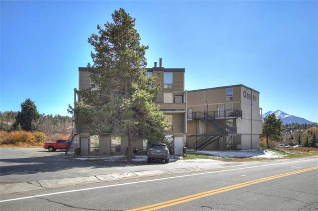 290 Straight Creek Drive #103, Dillon, CO 80435 (MLS #S1015648) :: Resort Real Estate Experts