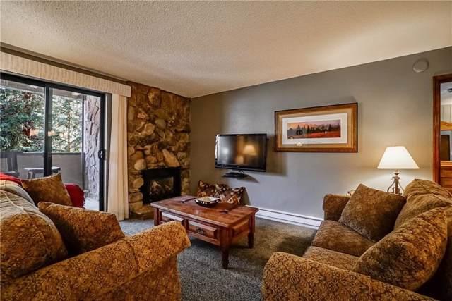 158 Ten Mile Circle 312-316-317, Copper Mountain, CO 80443 (MLS #S1015649) :: Colorado Real Estate Summit County, LLC