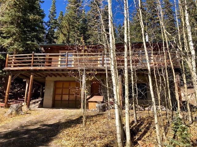 1595 Quartzville, Alma, CO 80420 (MLS #S1015655) :: Resort Real Estate Experts