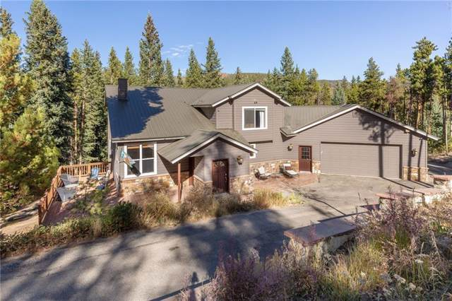 621 High Point Drive, Breckenridge, CO 80424 (MLS #S1015660) :: Dwell Summit Real Estate