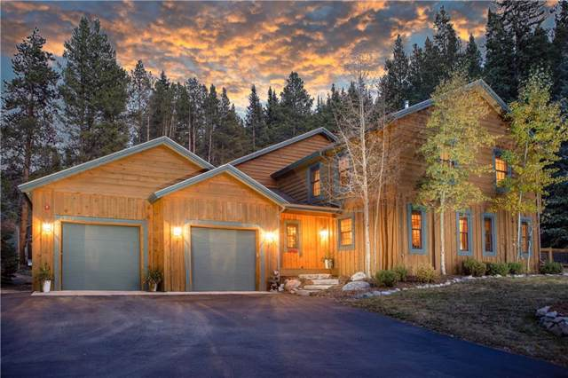 160 Hinterland Trail, Breckenridge, CO 80424 (MLS #S1015667) :: Dwell Summit Real Estate