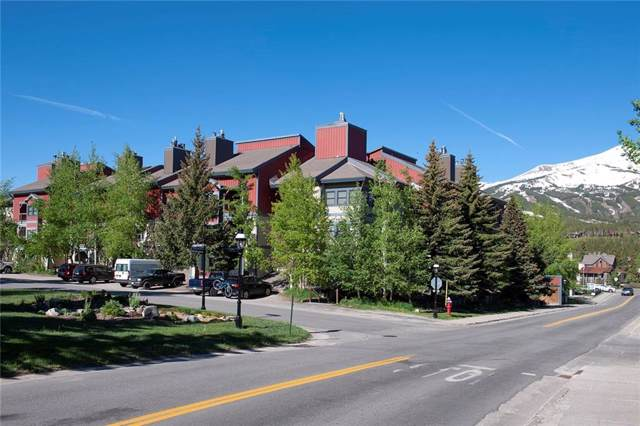 107 N Harris Street N #310, Breckenridge, CO 80424 (MLS #S1015669) :: Dwell Summit Real Estate