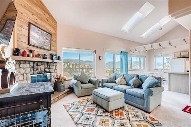 9876 Ryan Gulch Road 301F, Silverthorne, CO 80498 (MLS #S1015674) :: Dwell Summit Real Estate