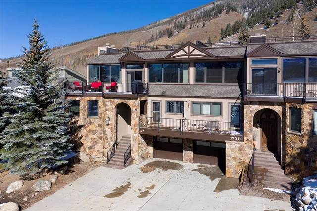 373 Ensign Drive A, Dillon, CO 80435 (MLS #S1015680) :: Colorado Real Estate Summit County, LLC
