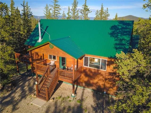 1281 Teton Trail, Como, CO 80432 (MLS #S1015685) :: Colorado Real Estate Summit County, LLC