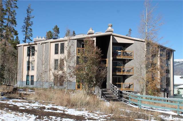 8100 Ryan Gulch Road #301, Silverthorne, CO 80498 (MLS #S1015687) :: Colorado Real Estate Summit County, LLC