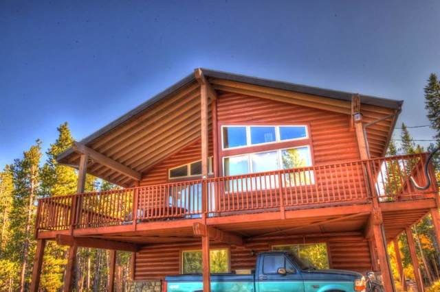4045 County Road 1, Fairplay, CO 80440 (MLS #S1015694) :: Dwell Summit Real Estate