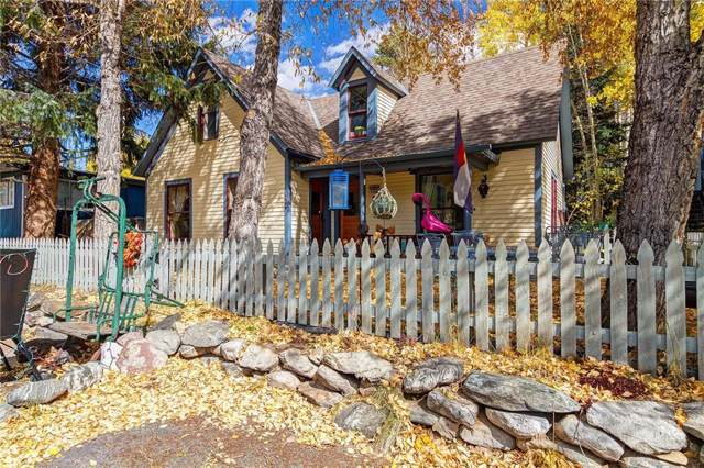 108 S High Street S A, Breckenridge, CO 80424 (MLS #S1015696) :: Dwell Summit Real Estate