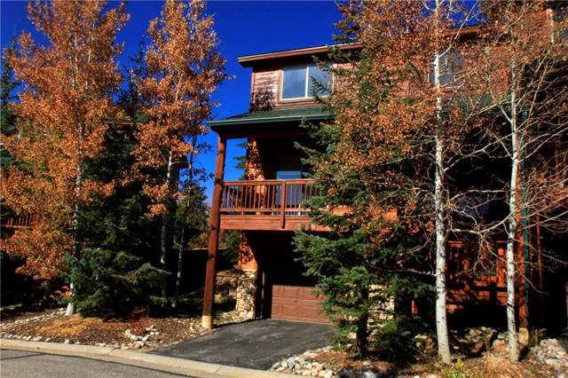 31 Skyline Drive #31, Dillon, CO 80435 (MLS #S1015712) :: Resort Real Estate Experts