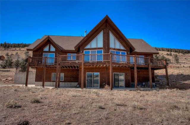 3436 Platte River Drive, Como, CO 80432 (MLS #S1015717) :: Colorado Real Estate Summit County, LLC