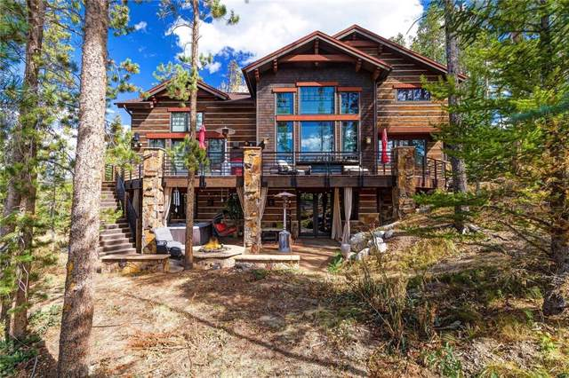 109 Glenwood Circle, Breckenridge, CO 80424 (MLS #S1015740) :: Resort Real Estate Experts