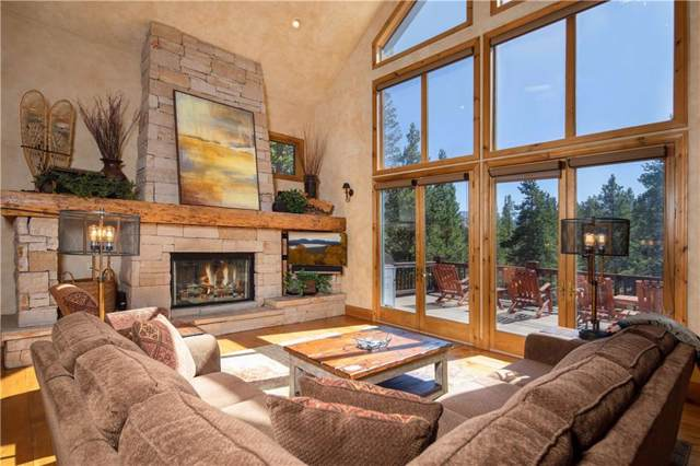 255 Snowflake Drive, Breckenridge, CO 80424 (MLS #S1015757) :: eXp Realty LLC - Resort eXperts
