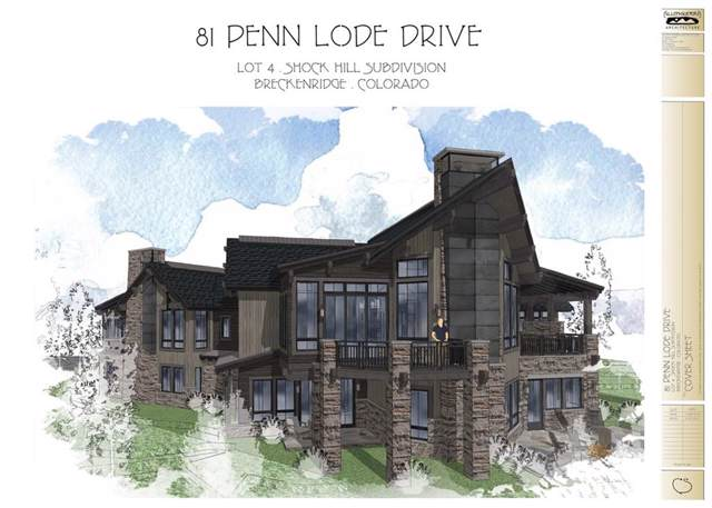 81 Penn Lode Drive, Breckenridge, CO 80424 (MLS #S1015770) :: Resort Real Estate Experts