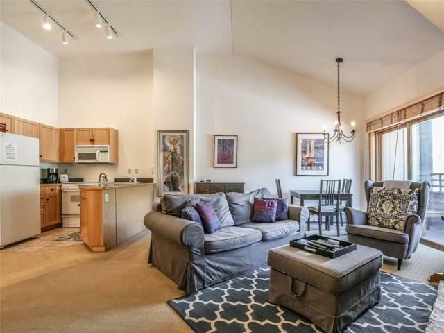 150 Dercum Square #8532, Keystone, CO 80435 (MLS #S1015772) :: Colorado Real Estate Summit County, LLC