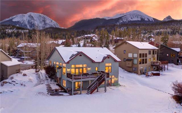 714 Eveningstar Road, Silverthorne, CO 80498 (MLS #S1015773) :: eXp Realty LLC - Resort eXperts