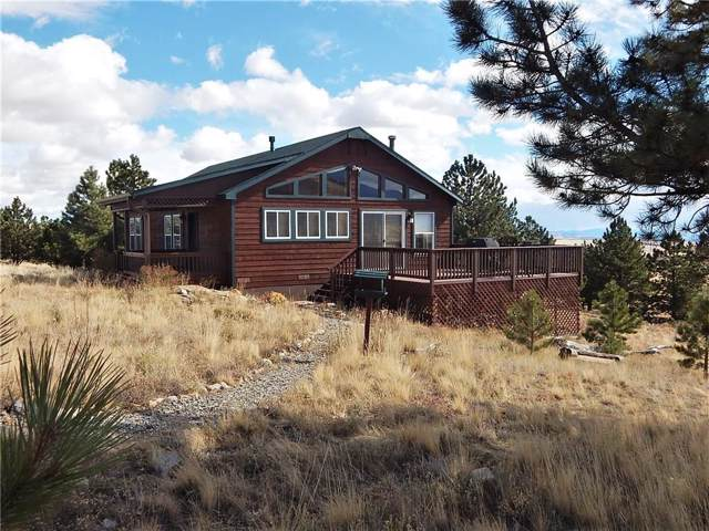 1301 Sheep Ridge Road, Fairplay, CO 80440 (MLS #S1015776) :: Colorado Real Estate Summit County, LLC